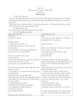 Giáo án Tiếng việt 5 (T26)