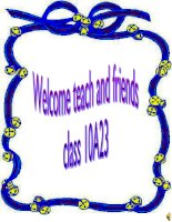Unit 3 : Daily Activities _ Grammar