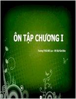 T14: Ôn tập chương I - Hình Học 7