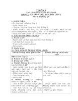 GA World Môn Nhạc lớp 2 tuần 1-10