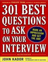 301 câu hỏi và trả lời phỏng vấn xin việc