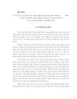 LÝ LUẬN CỦA LÊ NIN VỀ CHỦ NGHĨA TƯ BẢN NHÀ NƯỚC TRONG           THỜI KỲ QUÁ ĐỘ LÊN CHỦ NGHĨA XÃ HỘI VÀ SỰ VẬN DỤNG  LÝ LUẬN ĐÓ Ở VIỆT NAM HIỆN NAY