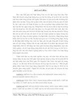 MỘT SỐ GIẢI PHÁP NHẰM HOÀN THIỆN HOẠT ĐỘNG NHẬP KHẢU THIẾT BỊ TẠI CÔNG TY THIẾT BỊ VÀ CHUYỂN GIAO CÔNG NGHỆ.