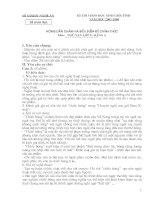 Đáp Án Đề thi HSG Tỉnh Nghệ An(07-08)