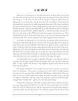 """""""ĐẦU TƯ TRỰC TIẾP NƯỚC NGOÀI TẠI KHU VỰC KINH TẾ ĐỘNG LỰC MIỀN BẮC - THỰC TRẠNG VÀ PHƯƠNG HƯỚNG PHÁT TRIỂN"""""""