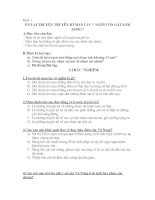 giáo án buổi 2- Văn 9 hot
