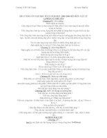 đề cương ôn tập vật lý 11 kỳ 2 trường BC EAKAR