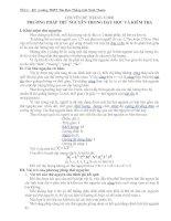 Phương pháp thứ nguyên - NNM