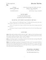 luật bóng chuyền mới cập nhật