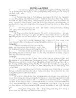 Bài toán số học ôn thi HSG