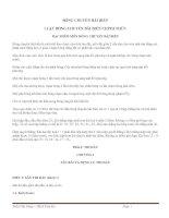 Luật bóng chuyền phần 3
