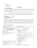 Giáo án ngữ văn 8 HK I (rất hay đầy đủ)