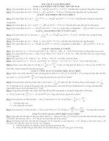 phân loại bài tập điện xoay chiều