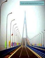 Những cây cầu nổi tiếng thế giới