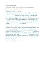 ESL / EFL Lesson Plan on Switzerland''''s Banks