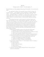 đề thi thử đại học môn anh văn - đề số 5