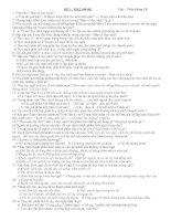 Ôn tập học kì 2-đề 1,2