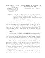 HƯỚNG DẪN CỦA BỘ VỀ HỌC TẬP VÀ LÀM THEO TẤM GƯƠNG ĐẠO ĐỨC HỒ CHÍ MINH