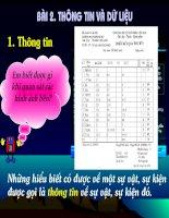 Bài 2 - Tin hoc lóp 10