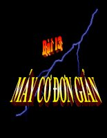 may co don gian