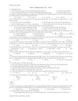 Đề tổng hợp học kì 2 (bài 2)
