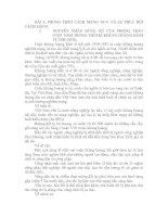 BÀI 5: PHONG TRÀO CÁCH MẠNG 30-31 VÀ SỰ PHỤC HỒI CÁCH MẠNG.