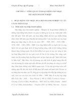 MỘT SỐ PHƯƠNG PHÁP XÁC ĐỊNH GIÁ TRỊ CÔNG TY TRONG SÁP NHẬP, MUA BÁN DOANH NGHIỆP