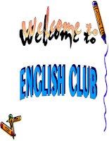 Một số câu đố Tiếng Anh