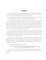 """""""CÁC GIẢI PHÁP ĐẨY MẠNH THU HÚT KHÁCH DU LỊCH NHẬT BẢN  CỦA CÔNG TY DU LỊCH DỊCH VỤ TÂY HỒ"""""""
