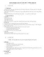 nghị luận 9 1. Các bài viết