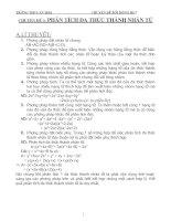 Chuyên đề 3 toán 8
