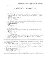 Giáo án Ngữ văn 10 (cơ bản)