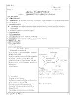 Unit 6 (Lesson 1)