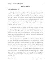 HOÀN THIỆN CÔNG TÁC QUẢN LÝ DỰ ÁN HỖ TRỢ Y TẾ QUỐC GIA TỪ NGUỒN VỐN ODA CỦA WB