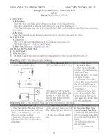 Giáo án vật lý 12 cơ bản -Ki2