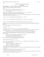 Đề cương Ôn tập Tóan 9 lý thuyết kì II
