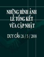 HINH LE TONG KET
