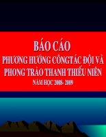 Chuong trinh Dai hoi Doi  pOwe point