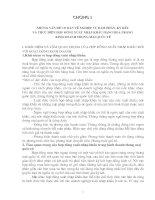 THỰC TRẠNG ĐÀM PHÁN KÝ KẾT VÀ TỔ CHỨC THỰC HIỆN HỢP ĐỒNG XUÂT NHẬP KHẨU CỦA CÔNG TY TECHNOIMPORT