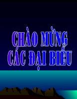 chuong trinh dai hoi Doan Doi POINT