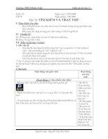 Bài 19: Tìm kiếm và thay thế