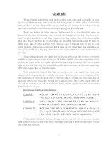 MỘT SỐ GIẢI PHÁP MARKETING NHẰM NÂNG CAO SỨC CẠNH TRANH TRONG HOẠT ĐỘNG KINH DOANH CỦA CÔNG TY CỔ PHẦN MÔI TRƯỜNG SẠCH ĐẸP.