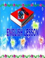 English Unit2.5
