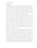 GIẢI PHÁP KHẮC PHỤC VÀ THÚC ĐẨY MỐI QUAN HỆ CON NGƯỜI TRONG ĐIỀU KIỆN CÁC DOANH NGHIỆP VIỆT NAM