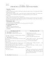 giáo án tuần 21 lóp 4 (mới)