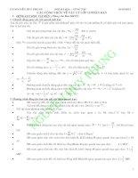công thức Vật lý 12 phan ban