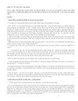 tổng hợp câu hỏi ôn thi tư tưởng hồ chí minh truong Đai hoc Binh Duong