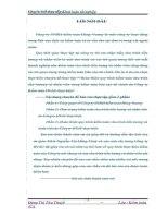 Hoàn thiện quy trình kiểm toán chu trình tiền lương và nhân viên do Công ty HVAC thực hiện