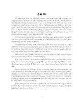 MỘT SỐ Ý KIẾN NHẬN XÉT NHẰM HOÀN THIỆN CÔNG TÁC TIỀN LƯƠNG VA CÁC KHOẢN TRÍCH THEO LƯƠNG Ở VIỆN Y HỌC CỔ TRUYỀN.