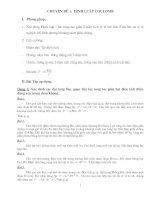 bài tâạ vật lí 11 chương 1